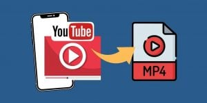 YouTube to MP4 iPhone