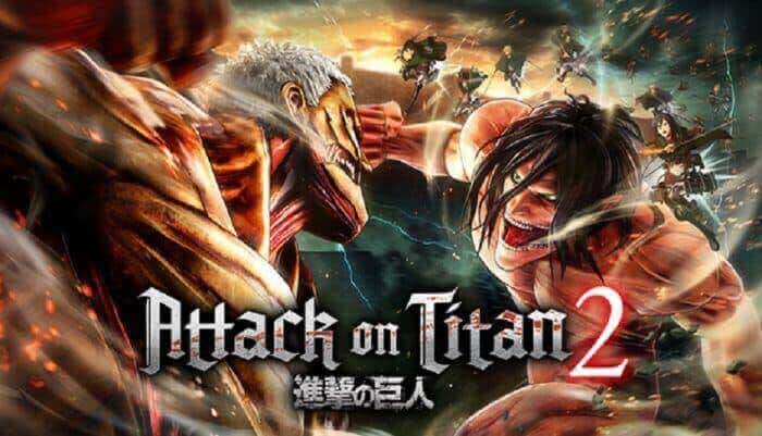 Best Dynasty Warriors Game - Attack on Titan 2