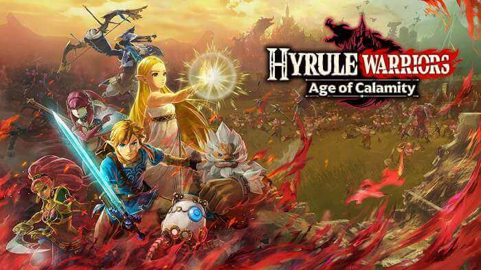 Best Dynasty Warriors Game - Hyrule Warriors: Age of Calamity
