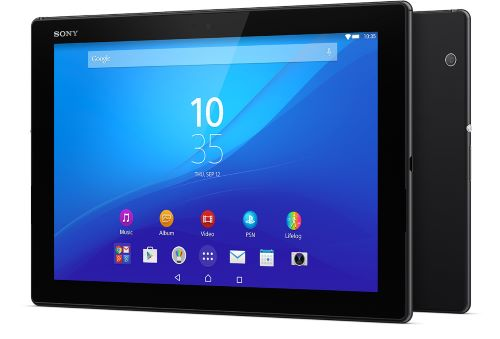 Best Tablets for Musicians - Sony Xperia Z